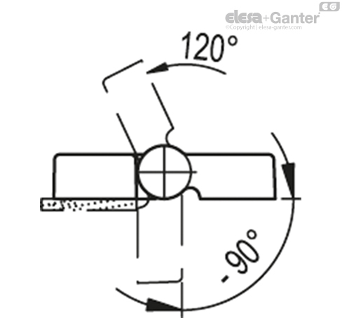 Hinges With Snap In Positions