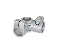 Tube clamp connectors   Elesa+Ganter