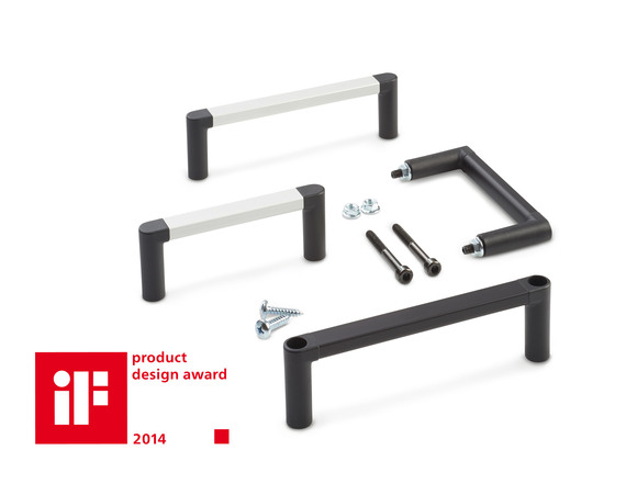 Slim handles with design award
